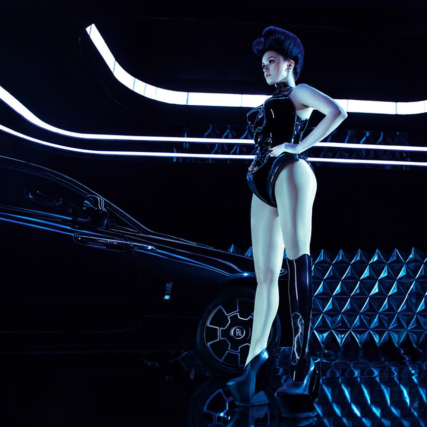 Bold and Fearless, meet Viktoria Modesta – the Bionic Artist.