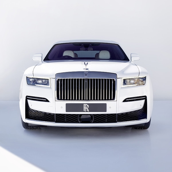 The purest expression of Rolls-Royce.