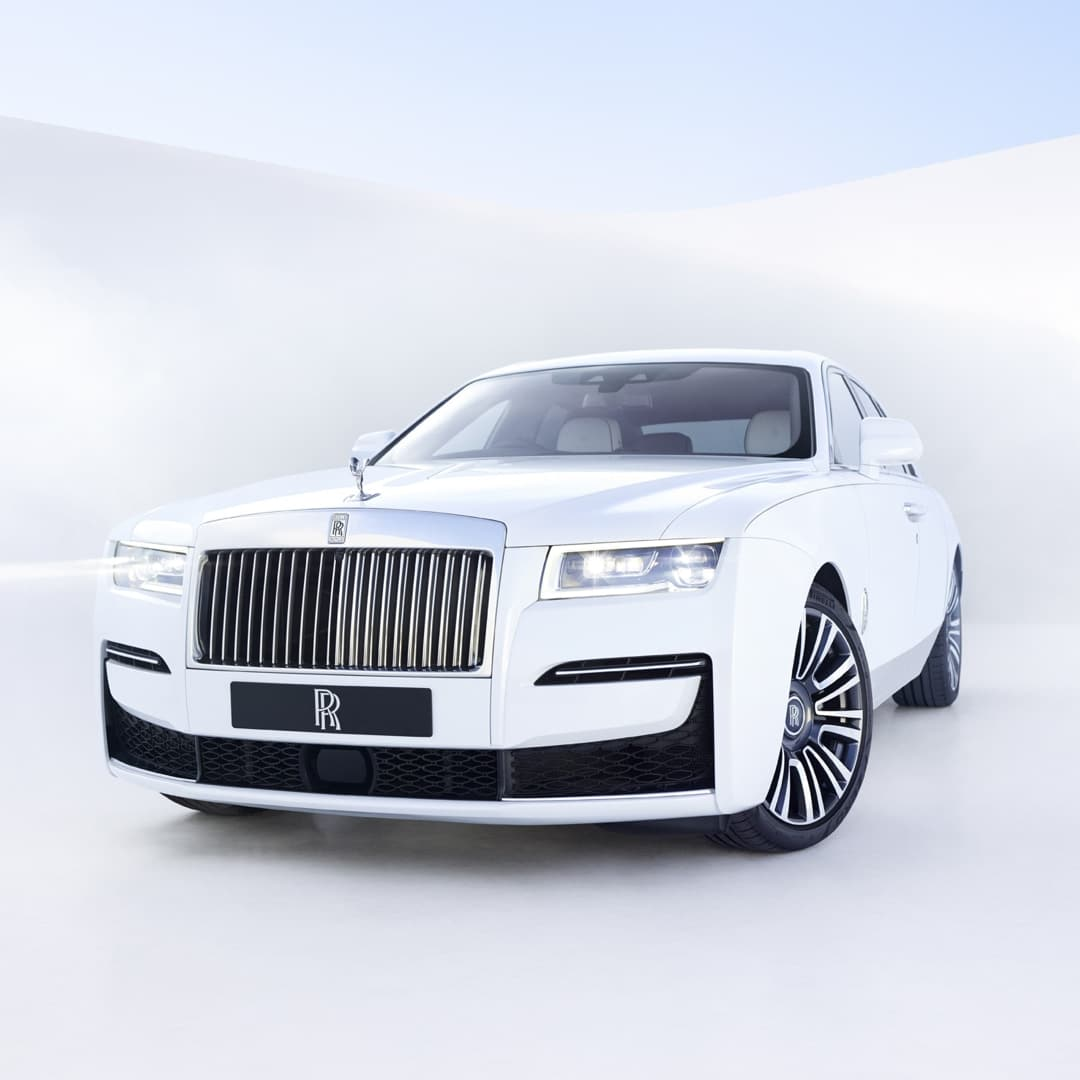Making its debut in 2020, the new Ghost is a motor car for those who recognise beauty in restraint. Discover the purest expression of Rolls-Royce now.