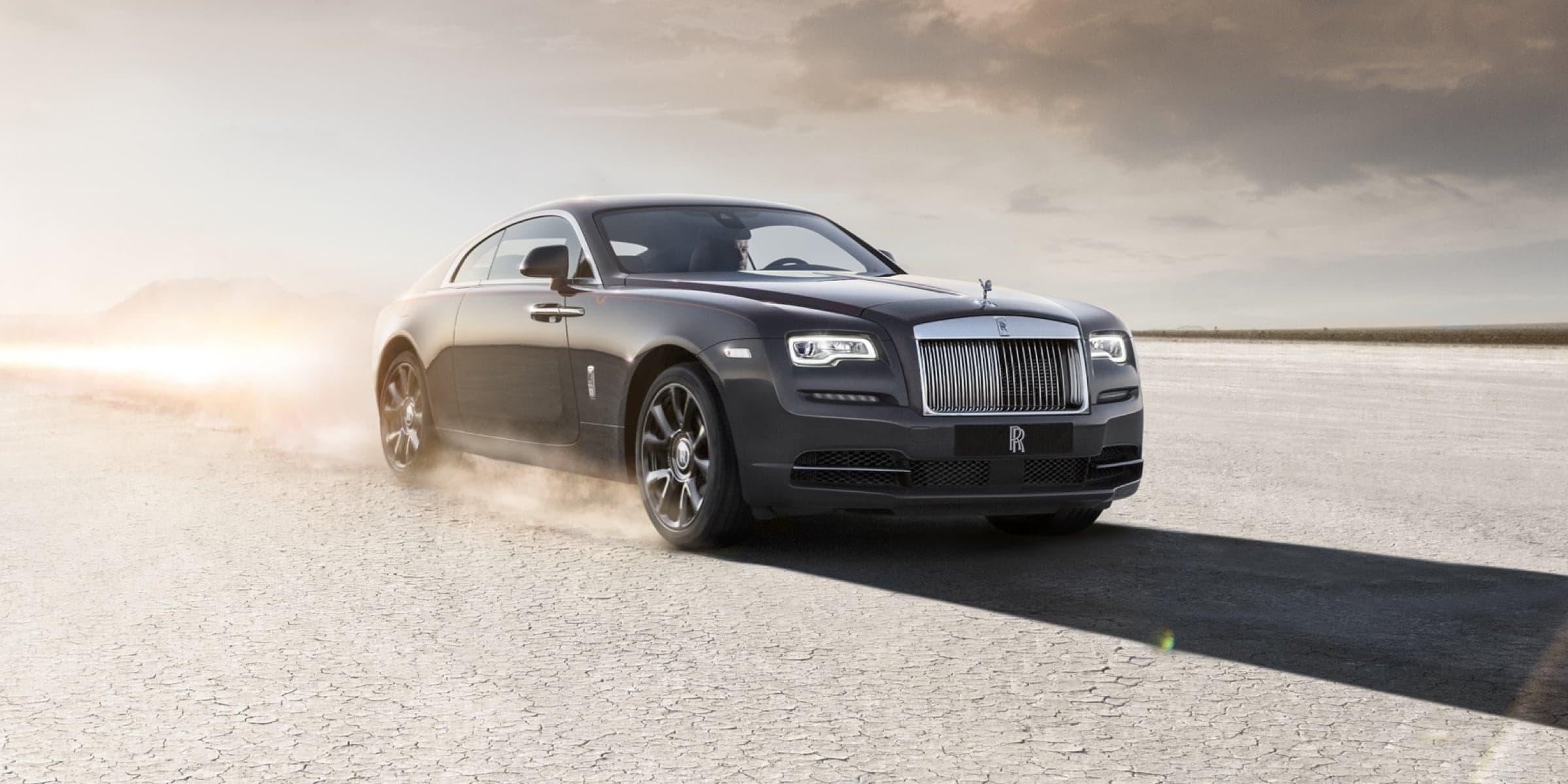 The Wraith Car >> Wraith