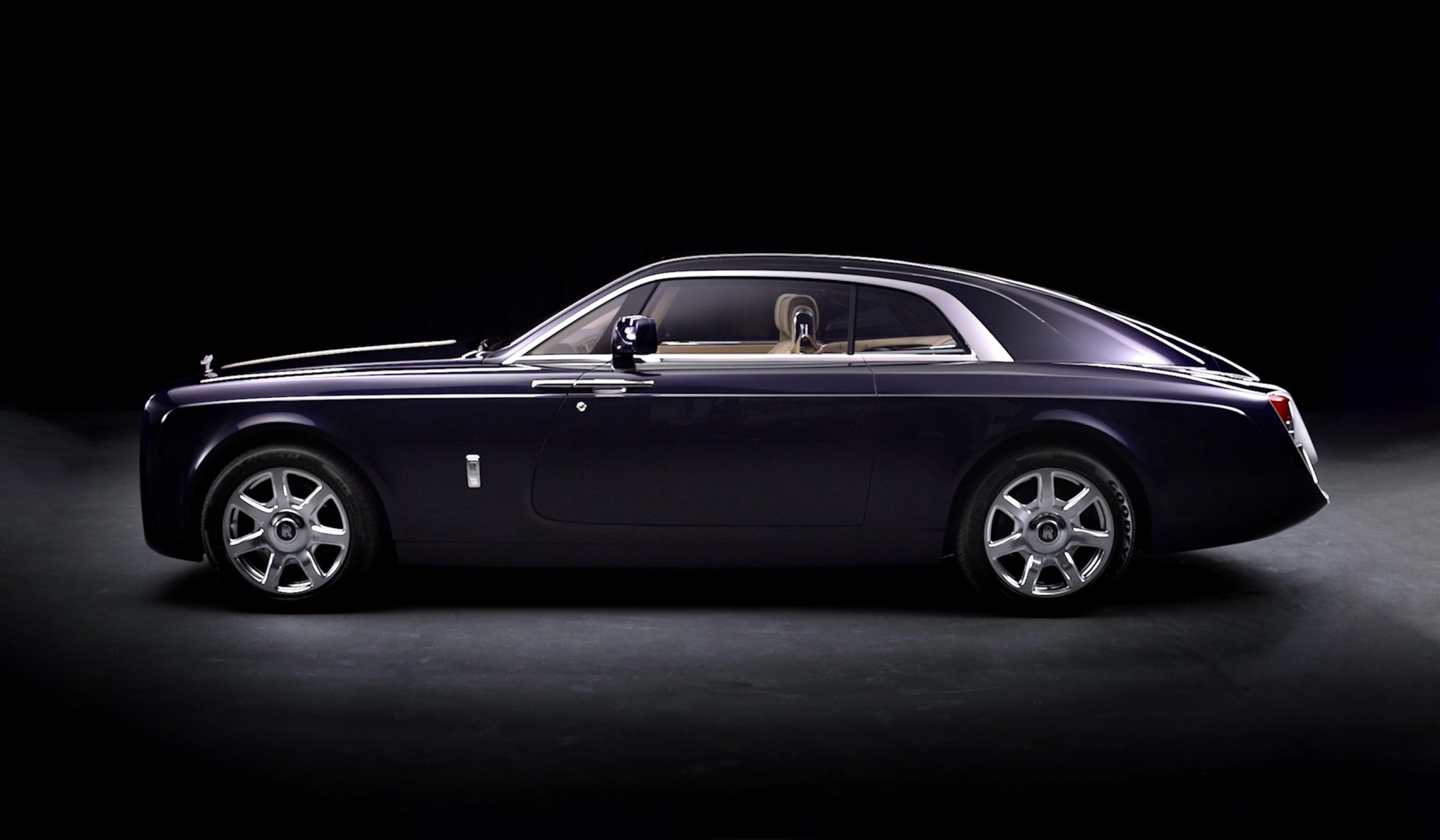 Rolls-Royce Sweptail bespoke e pesonalizzazione