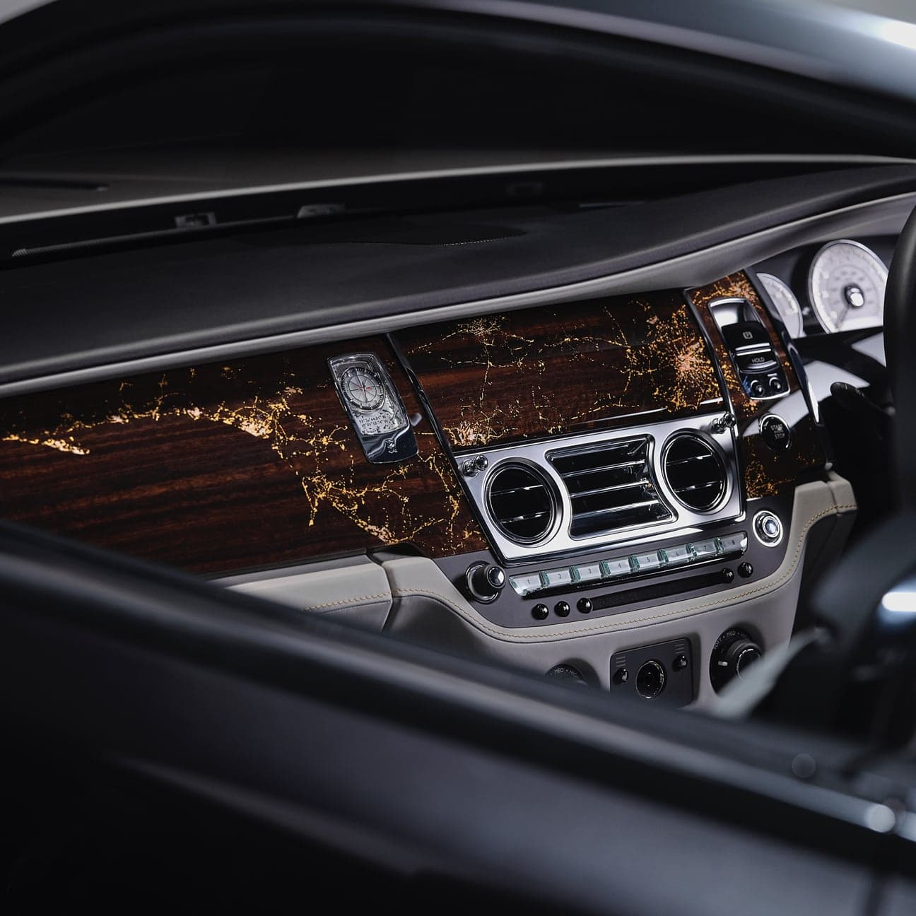 Choose from our exclusive collections or collaborate with our craftspeople and designers to create a Rolls-Royce wholly unique to you. This is Rolls-Royce Bespoke.