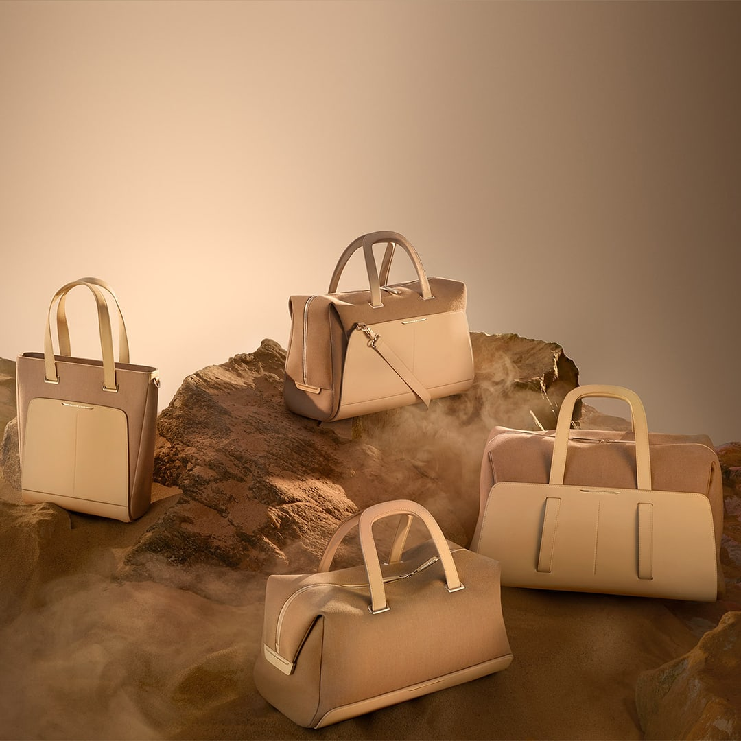 <p>Capturing the essence of the wandering spirit, Rolls-Royce presents the Escapism Luggage Collection. The essential luggage range for those who travel for enriching experiences and spontaneous moments of discovery.<br> <br> Crafted from exquisite leather and durable canvas. This essential range of pieces is beautiful in form, yet relaxed and contemporary. Choose from a number of curated colour ways or for the ultimate bespoke interpretation of your personality choose from ten leather colours and eleven fabric hues.<br> <br> The pieces available in the collections are as follows;<br> <br> 48hr Weekender<br> 24hr Weekender<br> Holdall<br> Tote Bag<br> Optional organiser pouch<br> <br> The luggage can be purchased as a full four piece set or as individual bags.</p>