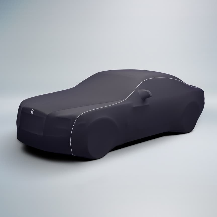 <p>Designed to protect your paintwork, the Indoor Car Cover features an embroidered RR monogram on the front, offered in a classic monochrome colour way. Tailored Indoor Car Covers in a range of colour options are also available.</p>