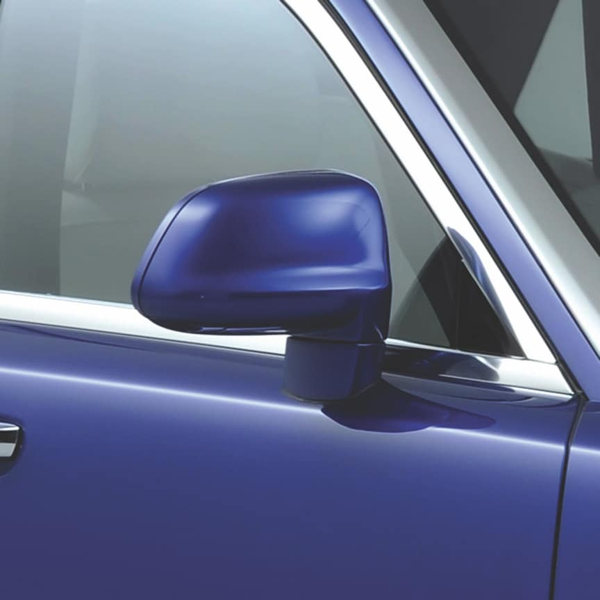 <p>Blending seamlessly with the exterior of your motor car, these restyled mirrors add a contemporary feel and a larger field of vision for early Phantoms.</p>