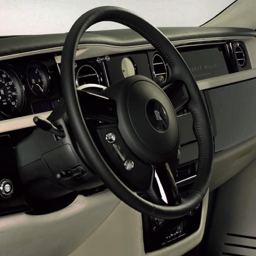 <p>The thicker steering wheel option at 4mm thicker than the standard steering wheel gives&nbsp;an increased feeling&nbsp;of&nbsp;grip and a more&nbsp;dynamic feel.</p>